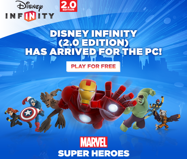 Disney Infinity 2.0 lands on PC Today