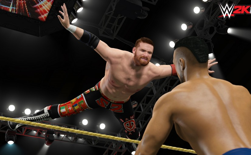 WWE 2K15 MyCareer details and screens emerge
