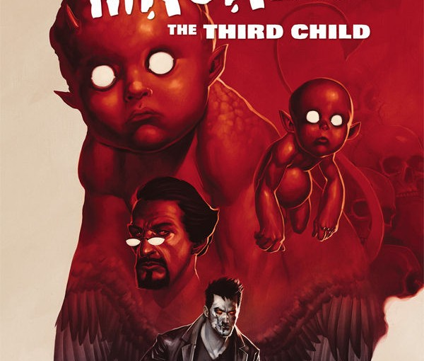 Review: Criminal Macabre: The Third Child #4