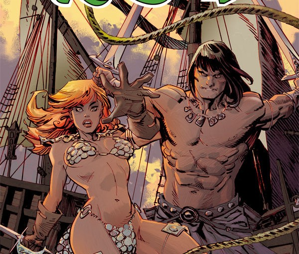 Review: Conan & Red Sonja – The Age of Adventure Part 2
