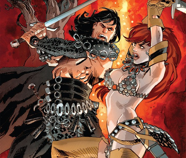 Review – Conan & Red Sonja -The age of innocence Part 1