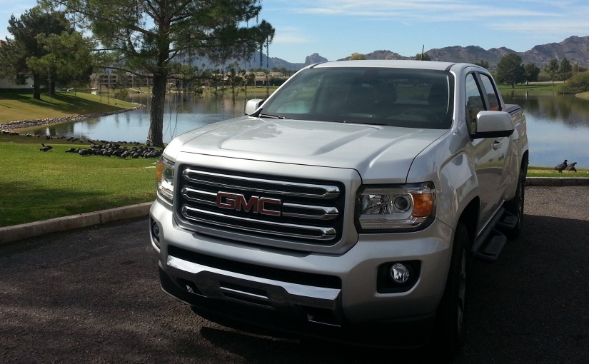Weekend Ride: GMC Canyon SLE All-Terrain