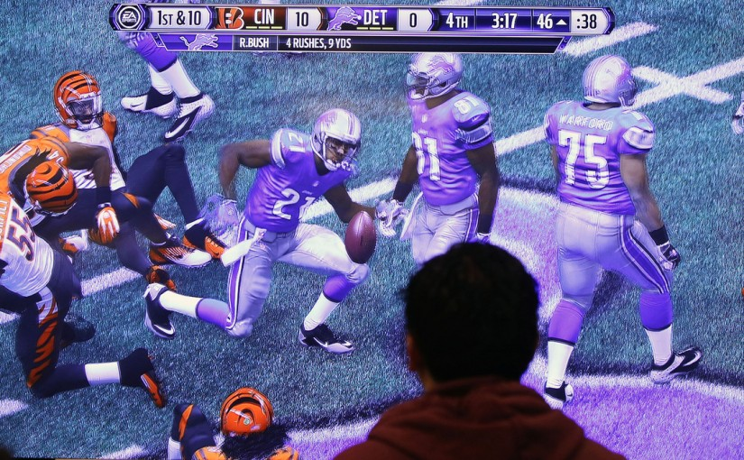 Road to Madden Bowl XXI