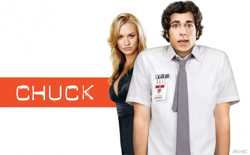 Chuck Original Soundtrack arriving April 7th