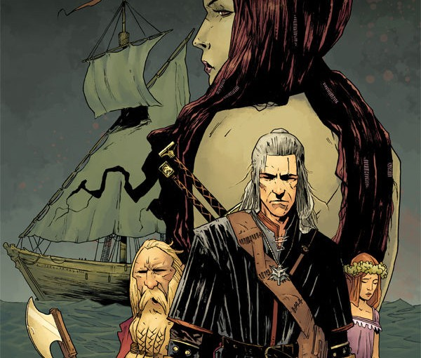 Review – The Witcher: Fox Children #1