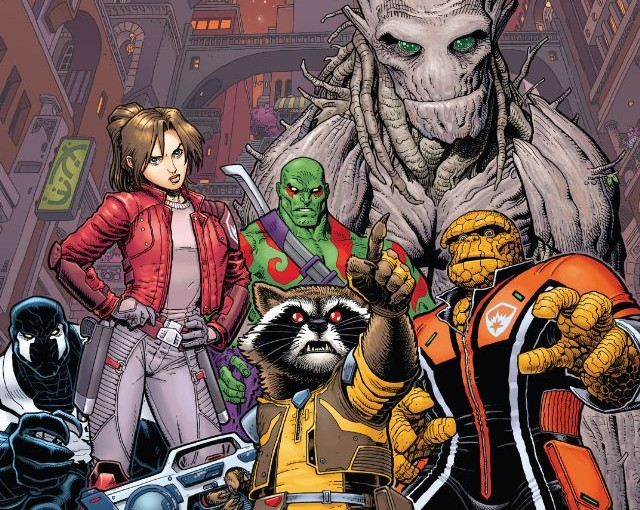 Review – Guardians of The Galaxy #1 (2015)