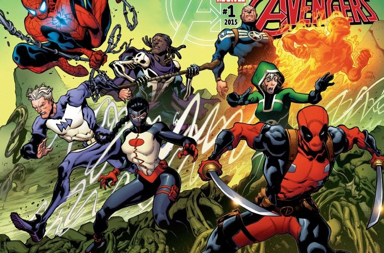"Review – The Uncanny Avengers (2015) #1 ""An imprefect Union"""