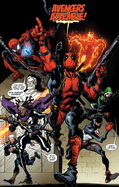 The Uncanny Avengers (2015) #1 Pic 2