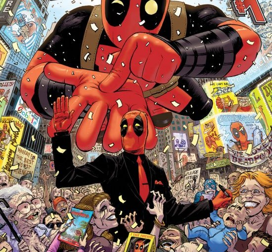 Review – Deadpool #1 (2015)