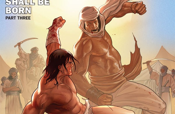 Conan The Avenger #22: A Witch Shall Be Born Pt 3