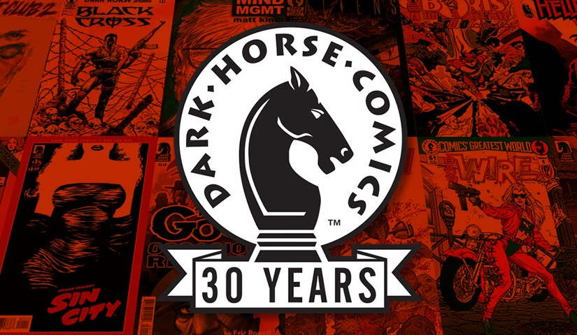 Dark Horse Comics Debuts Yearlong 30th Anniversary Variant Program