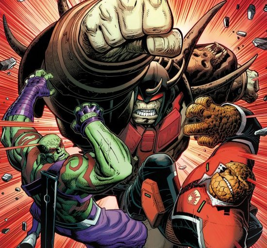 Review – Guardians of The Galaxy #5 (2015)