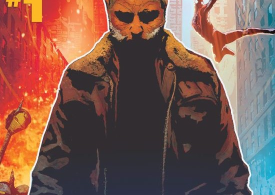 Review: Old Man Logan #1 (2015)