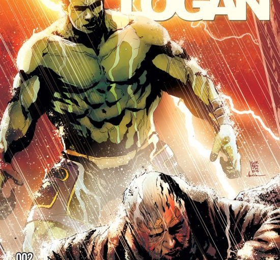 Review: Old Man Logan #2 (2015)