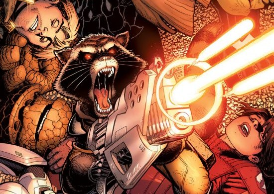 Review: Guardians of The Galaxy #4 (2015)