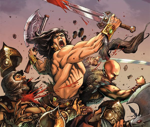 Review: Conan The Slayer #2 : A new threat on the horizon