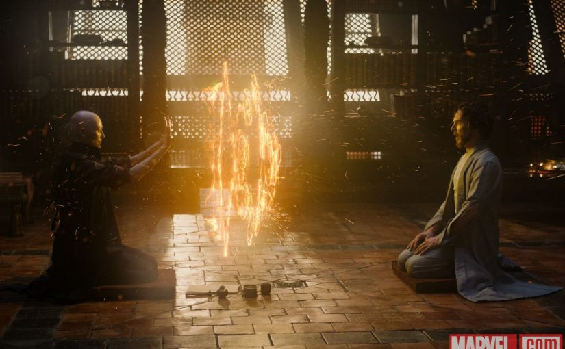 "Marvels Dr. Strange "" Open Your Mind"" Sneak Peek & Official Trailer 2"