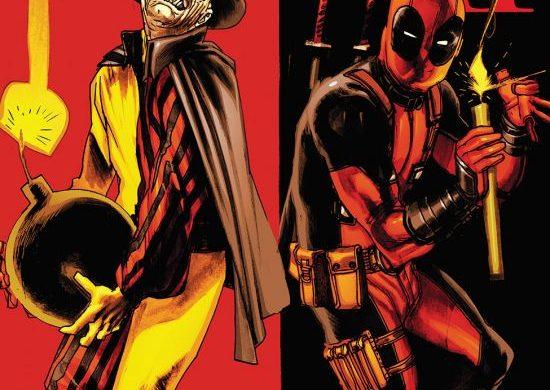 Review - Deadpool (2016) #17 : No more Mercs For Money!!