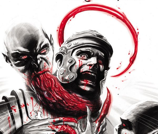 Guillermo Del Toro & Chuck Hogan's The Strain: Mister Quinlan Vampire Hunter #1