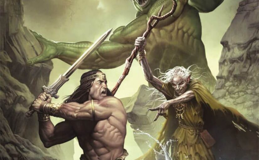 Review: Conan The Slayer #3 : Lies and Betrayal