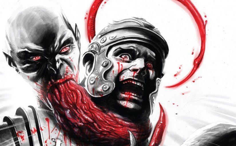 Guillermo Del Toro & Chuck Hogan's The Strain: Mister Quinlan Vampire Hunter #2