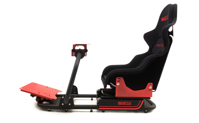 SPARCO steps into the gaming chair arena