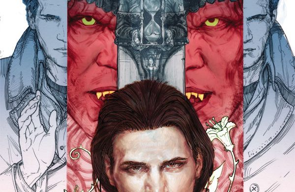Review - Angel Season 11 #1 - Out of The Past Part 1