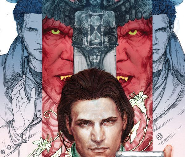 Review – Angel Season 11 #1 – Out of The Past Part 1