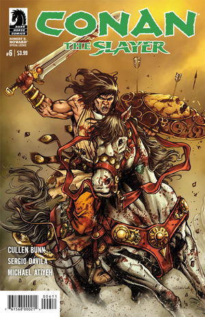 Review – Conan The Slayer #5 & 6