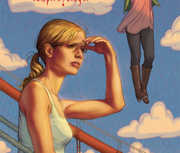 Review – Buffy the Vampire Slayer Season 11 #2