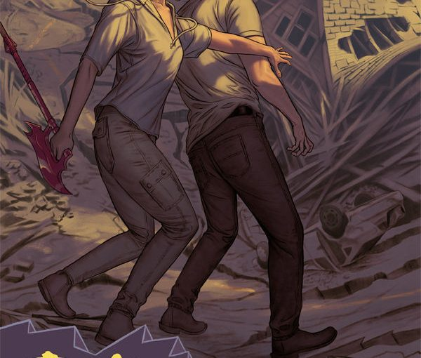Review – Buffy the Vampire Slayer Season 11 #3