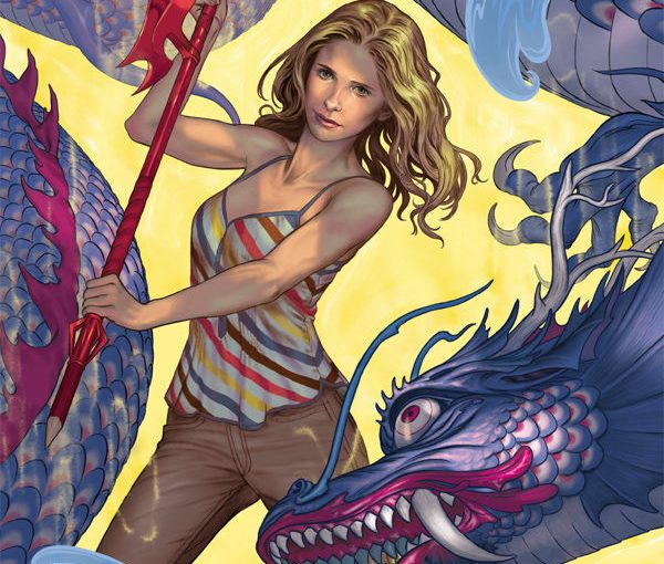 Review – Buffy the Vampire Slayer Season 11 #1