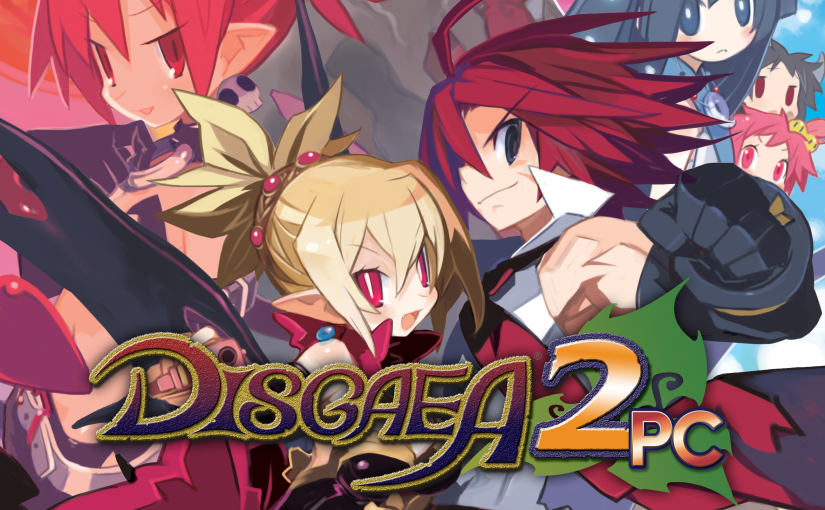 Disgaea 2 releases on Steam with a series of deals