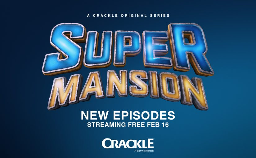 "Review – SuperMansion S2 ""I Didn't Even Have to Use My J.K."""
