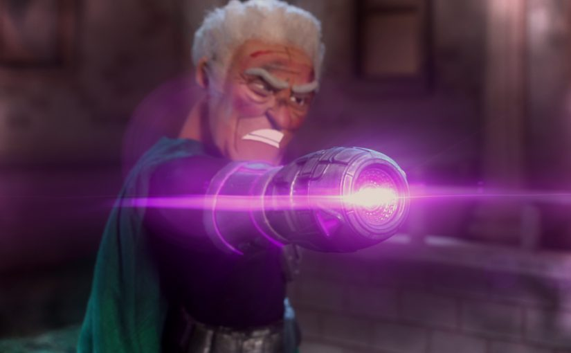 "Review – SuperMansion S2 ""Virtual Reality Bites"""