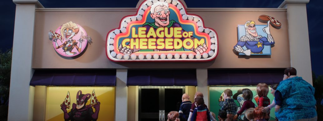 """Review - SuperMansion S2 """"The League of Cheesedom"""""""