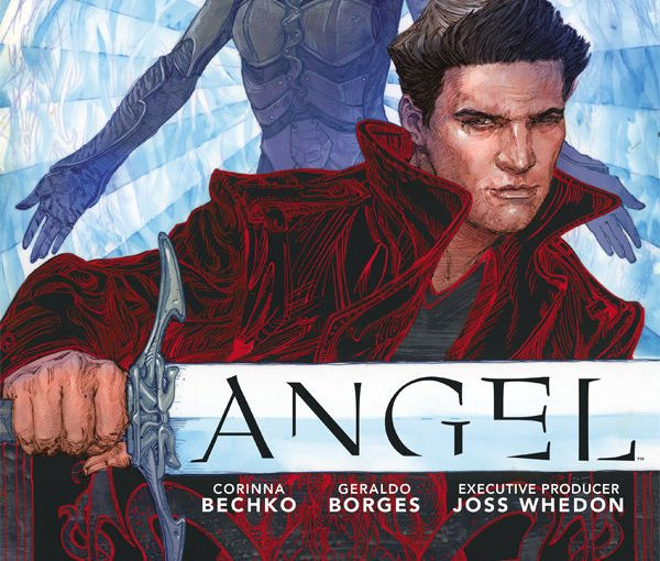 Review – Angel Season 11 #2 – Out of The Past Part 2
