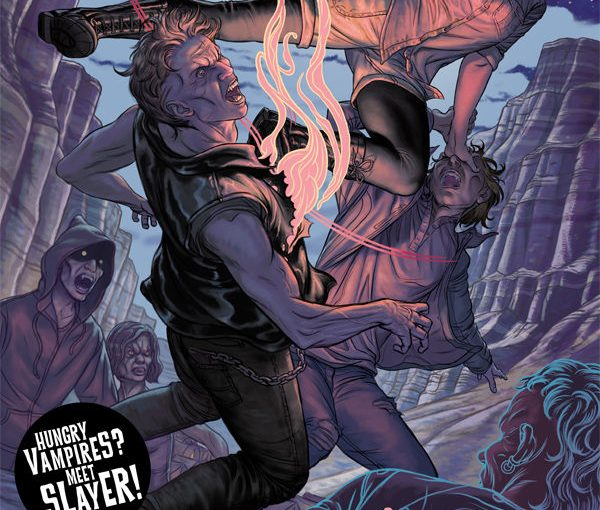 Review – Buffy the Vampire Slayer Season 11 #4