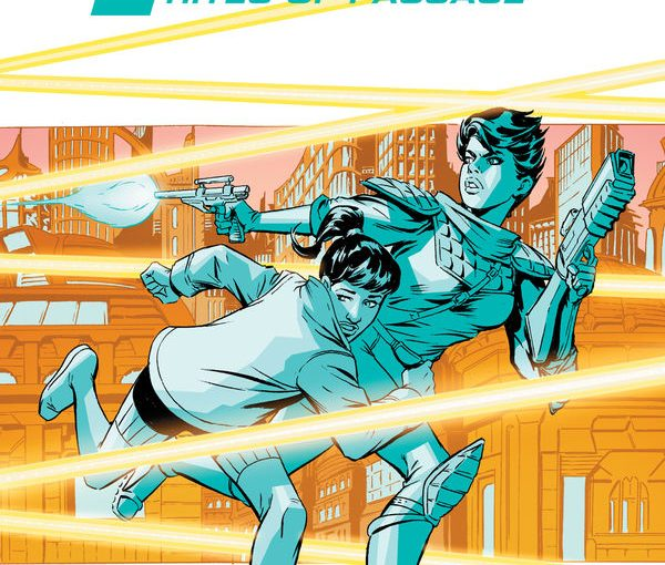 Review – Trekker: Rites of Passage