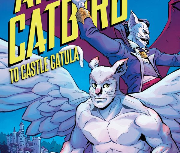 Review – Angel Catbird Vol. 2: To Castle Catula