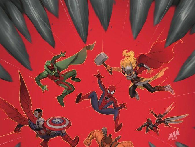 Review – Avengers (2016) #1 MU