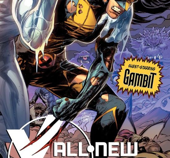 Review – All-New X-Men (2015) #1.MU