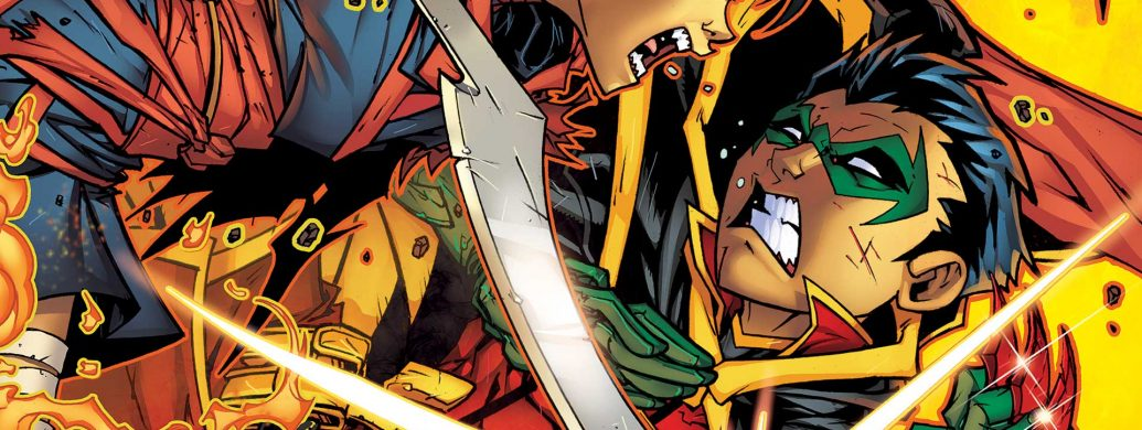 Review - Teen Titans #4: A Trial by Combat
