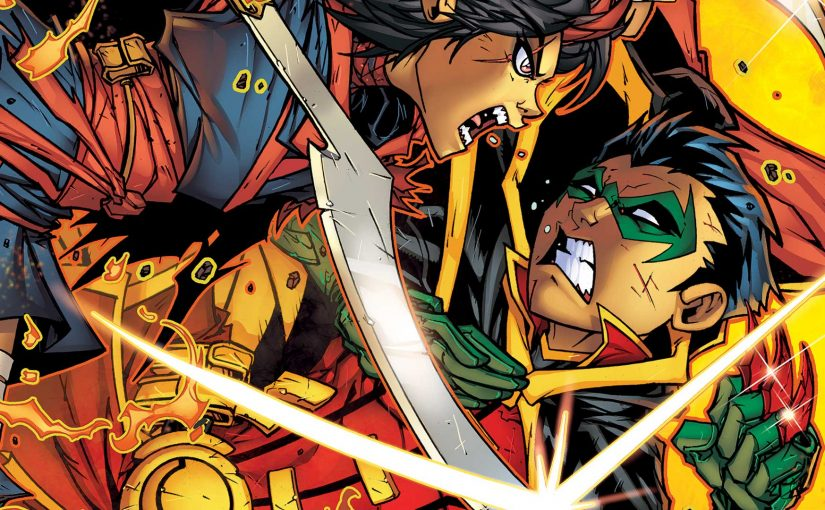 Review – Teen Titans #4: A Trial by Combat