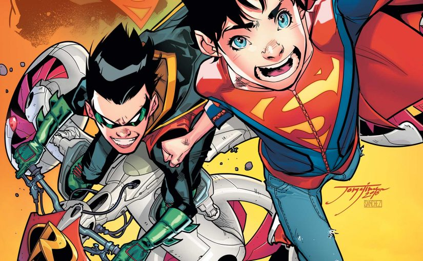Review – Super Sons Rebrith #1: When I Grow Up…
