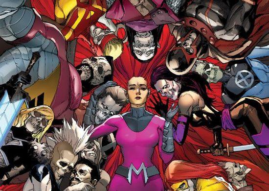 Review – Inhumans vs X-Men #5: What's Next?