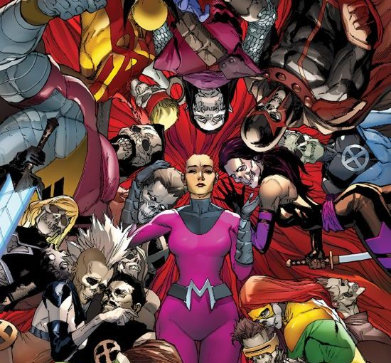 Review – Inhumans vs X-Men #5: What's Next?