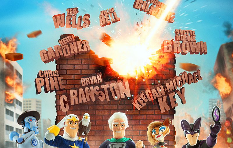 SuperMansion Season 2 kicks off on Crackle this week