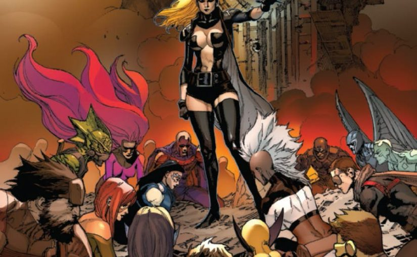 Review – Inhumans vs X-Men #6