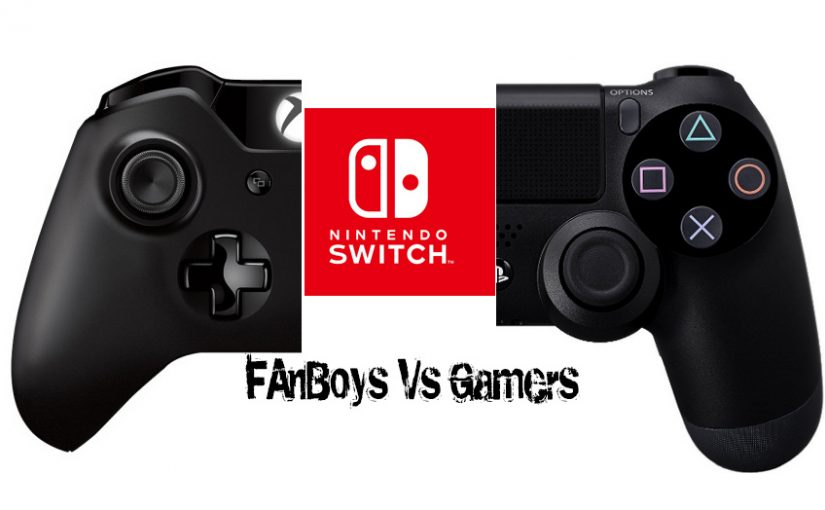Fanboys or Gamers: Can you tell the difference now days?